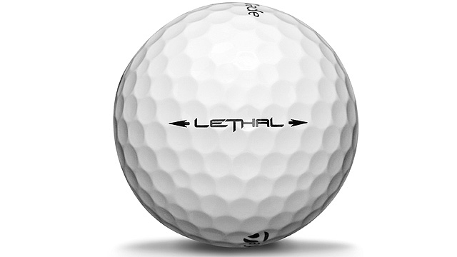Taylormade-Lethal-Golf-Ball